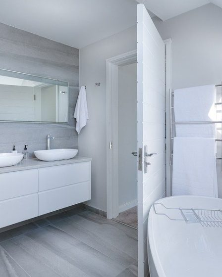 domotique salle de bain